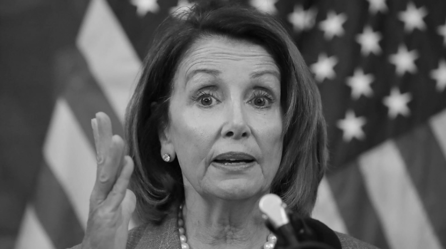 Nancy Pelosi's speech broke a record but the future is still unclear