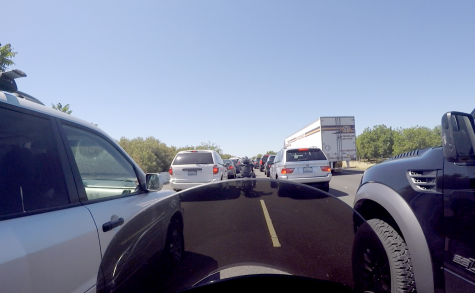 Lane splitting: The other thing California legalized