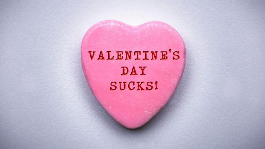 Valentine's Day is overrated