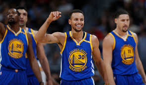 The Golden State Warriors have no time for losing