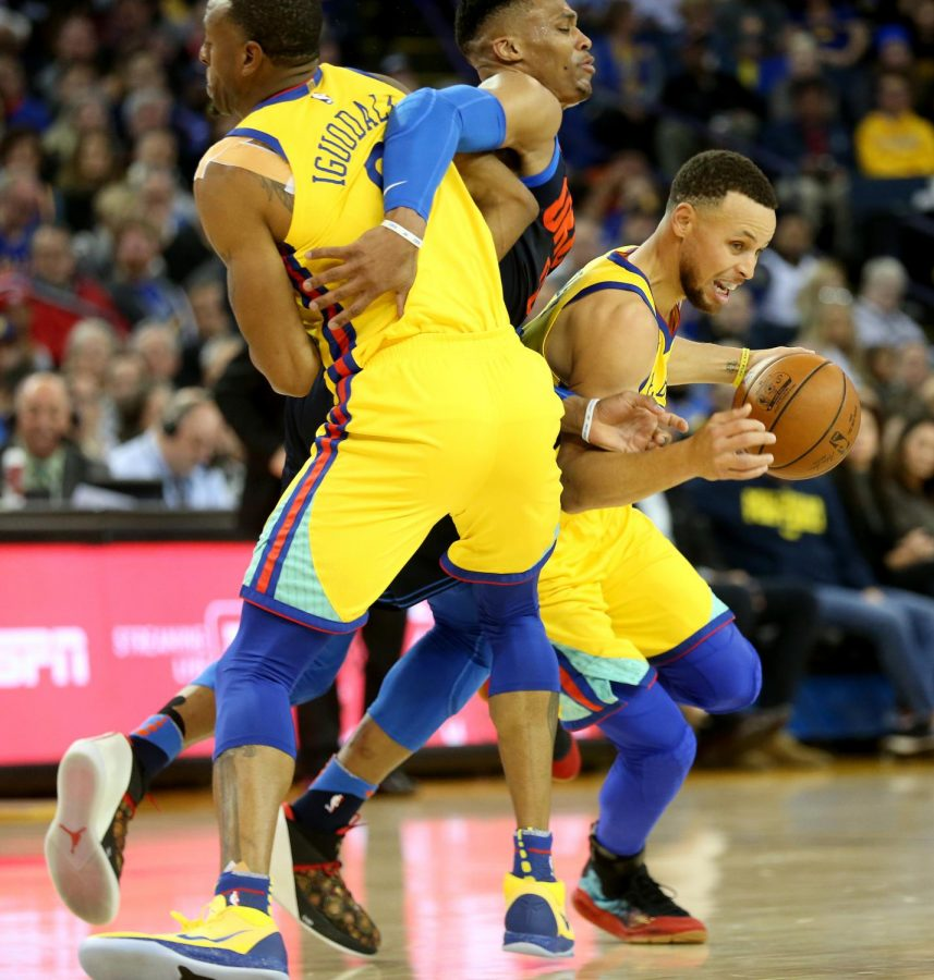These are the Warriors' ideal opponents to face in the playoffs
