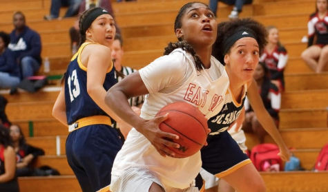 Women's basketball team splits home games