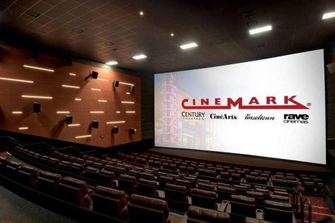 Cinemark bans big bags