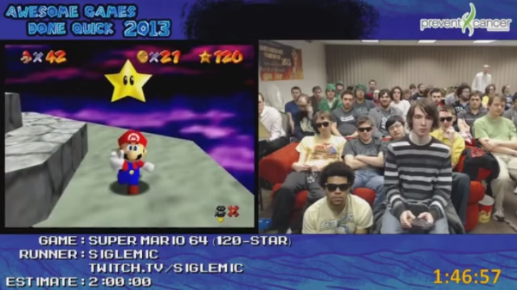 Speedrunning comes to the Bay Area