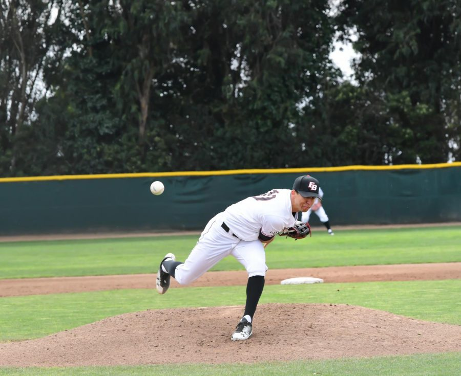 Tritons take down Pioneers in four game series