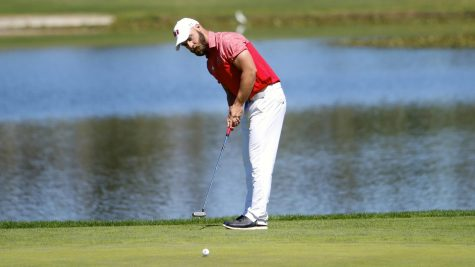 Men's golf struggles in home tournament