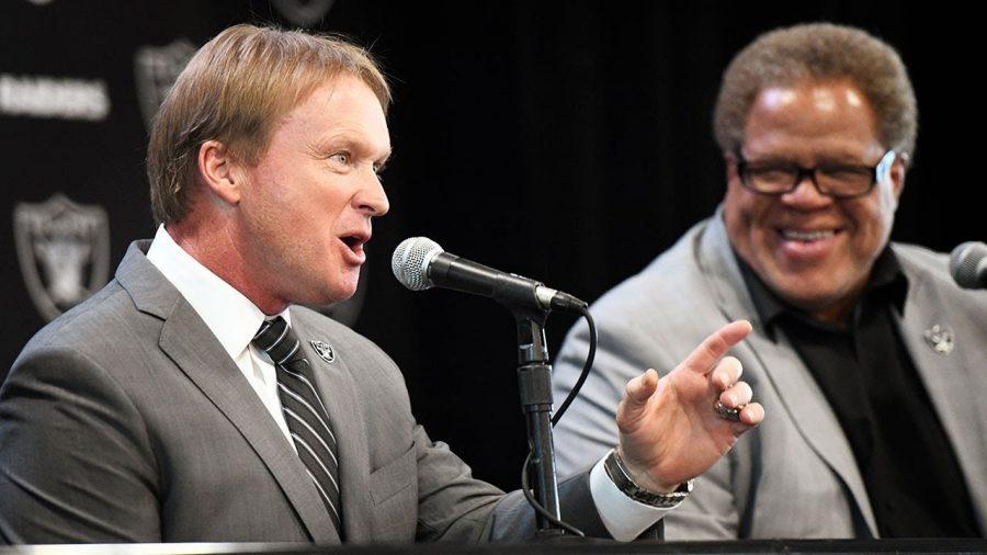 Raiders go old school with Jon Gruden hire