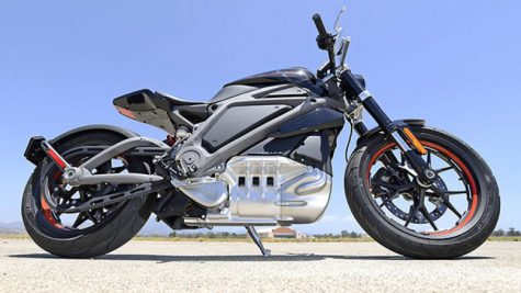 Harley Davidson announces plans for electric motorcycle