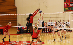 Women's volleyball sweeps Sonoma & Humboldt