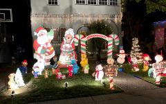 Alameda's Christmas Tree Lane begins