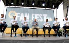 Oakland A's Fan Fest 2019