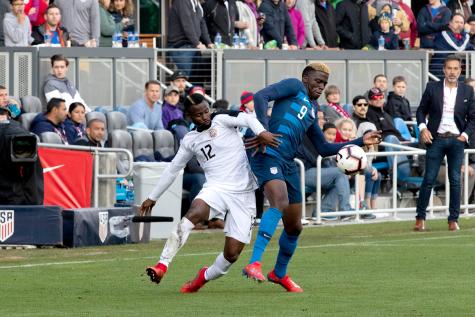 U.S. vs Costa Rica international friendly