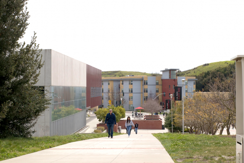 Campus housing tight fit at East Bay