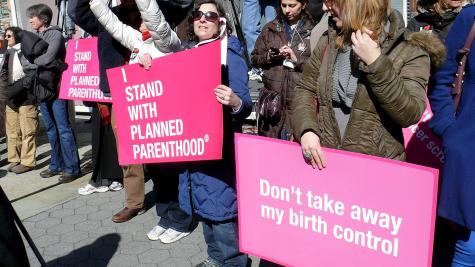 Trump decide desalojar a Planned Parenthood