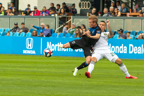 Earthquakes win season opener