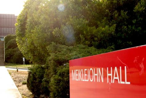 El edificio Meiklejohn Hall obtiene actualización