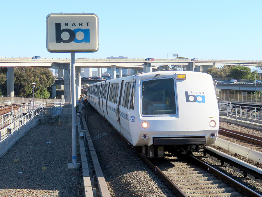 BART+fares+set+to+increase+in+2020