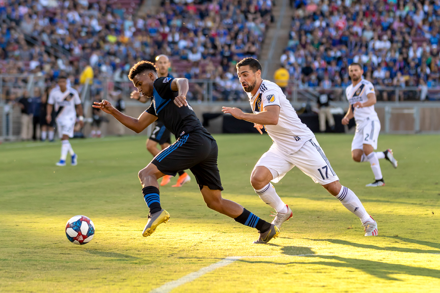 San Jose takes the win at the Cali Clasico – The Pioneer