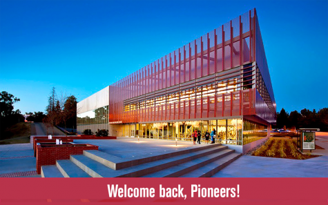Welcome back, Pioneers!