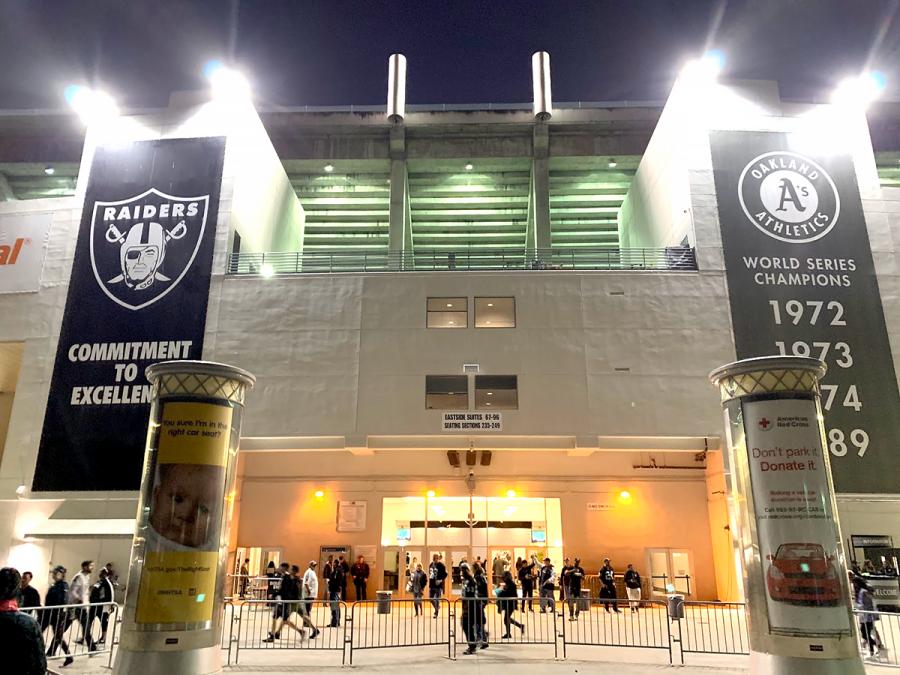 The Future of Oakland Coliseum