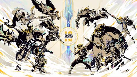 League of Legends: 10 years of memories