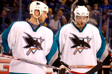 San Jose welcomes back Sharks legend