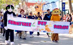 Trick or dog treats: Dog parade returns