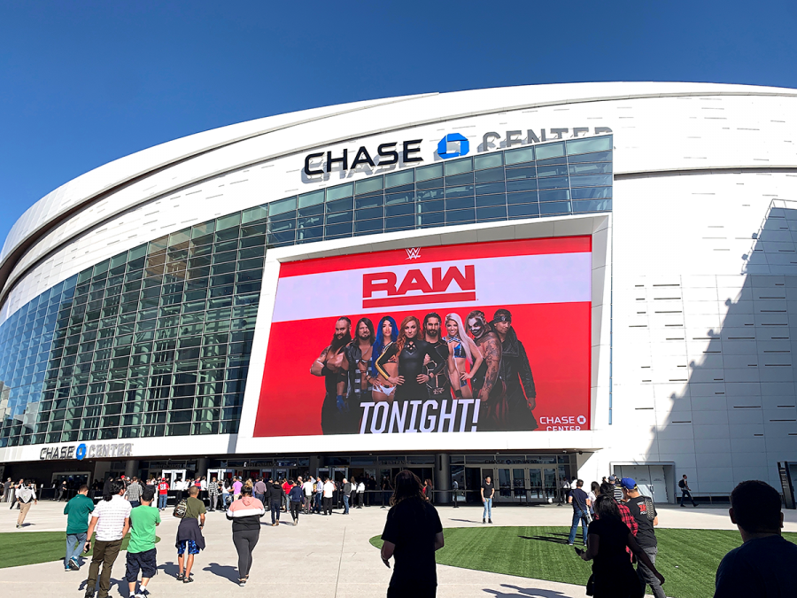 Pro wrestling's return to prime time television
