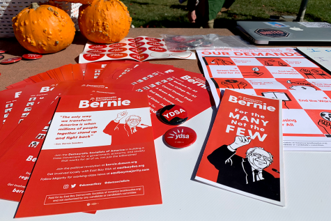 CSUEB Students for Bernie Sanders