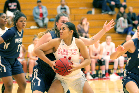CSU East Bay women's basketball team riding five-game win streak into next matchup