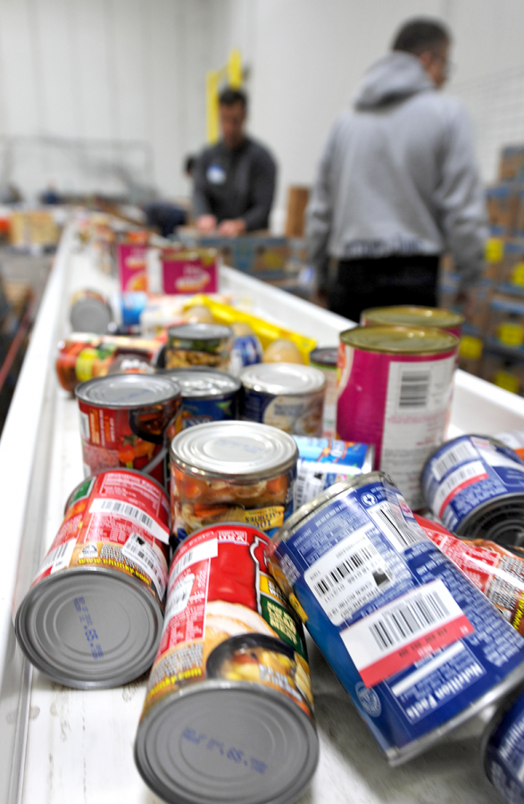 Hayward food bank experiences an increase in demand amidst COVID-19 pandemic