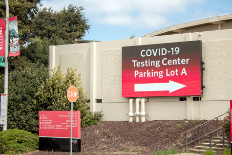COVID-19 testing center moves to CSUEB campus
