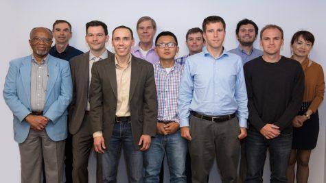 Faculty photo of the Economics Department, CSUEB