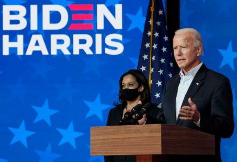 Biden Takes Office
