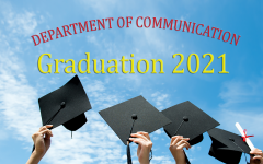 Department of Communication Graduation Awards Recipients