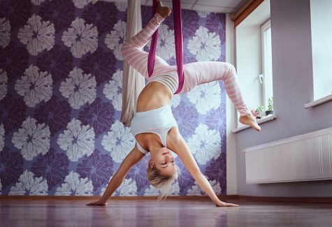 Aerial Fitness: A Fun Way to Work-Out in the Air