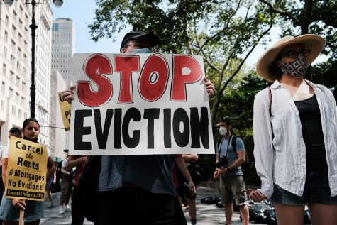 Bay Area residents are at risk for evictions as the moratorium ends