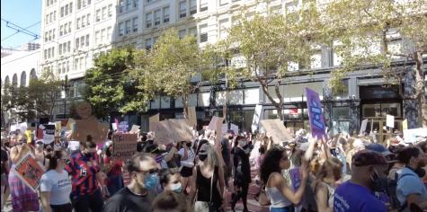 2021 San Francisco Womens March